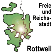 Logo of the pages about the Reichsstadt Rottweil